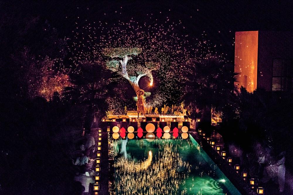 anniversaire à marrakech au maroc