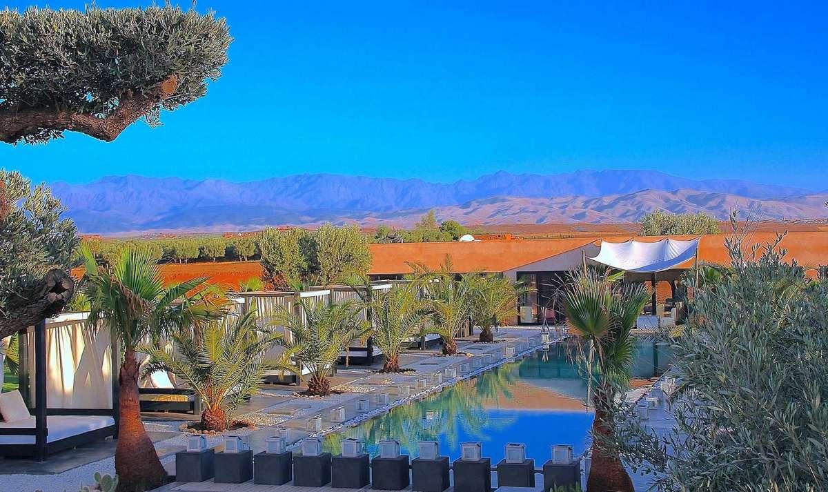 mariage marrakech au maroc location maison mariage. Black Bedroom Furniture Sets. Home Design Ideas