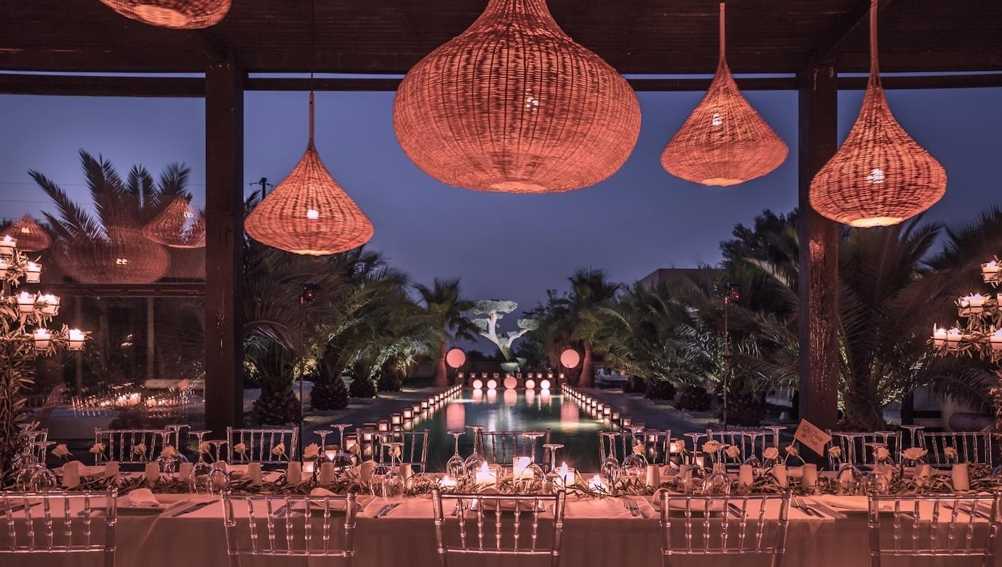 villa mariage marrakech
