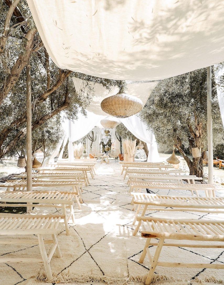 location maison mariage maroc