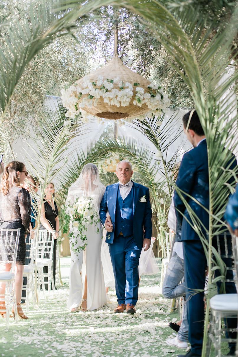 ceremonie de mariage maroc